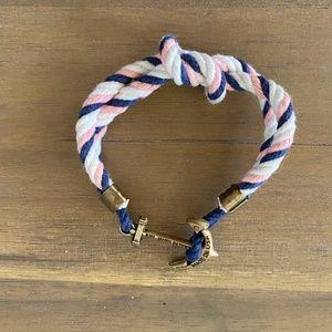 Kiel James Patrick cape knot anchor bracelet